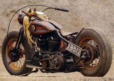 Afternoon Drive: Two-Wheeled Freedom Machines (31 Photos) (5)
