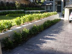 Cheap Front Retaining Walls   Google Search