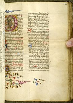 Breviary, MS M.200 fol. 328r - Images from Medieval and Renaissance Manuscripts - The Morgan Library & Museum