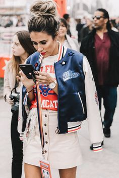 New York Fashion Week осень-зима - street style Street Style Chic, Looks Street Style, Street Style 2017, Fashion Week, Look Fashion, Fashion Outfits, Fashion Trends, Street Style Los Angeles, Looks Vintage