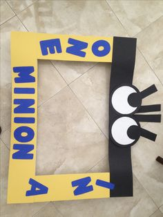 Minion party frame