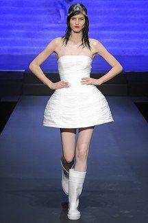 Jean Paul Gaultier SS15 RTW at Paris Fashion Week