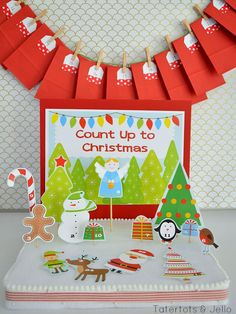 Count up to Christmas interactive advent calendar and game at tatertots and jello. It is a free printable calendar for this holiday. Christmas Ornaments To Make, Christmas Candles, Christmas Countdown, Christmas Holidays, Christmas Crafts, Happy Holidays, Christmas Ideas, Reindeer Christmas, Modern Christmas