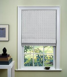 Possible roman shade option (sketch jade fabric)- custom made for original casement windows Window Coverings, Window Treatments, Blackout Shades, Pottery Barn Teen Bedding, Cheap Bed Sheets, King Bedding Sets, Shades Blinds, Casement Windows, Buy Fabric