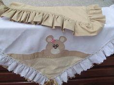 Manta para bebê personalizada com o tema e cores que desejar.    - Dimensões: 80cm x 80 cm  - Material: 100% algodão    Consulte-nos para outras opções.