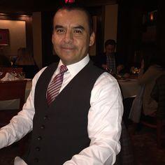 Obed Montiel Herrera, empresario, originario de Mexicali.