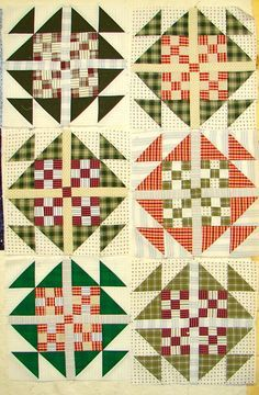 GOOSE IN A POND QUILT                        PC