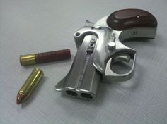 Bond Arms Texas Defender   Been waiting awhile for one of these to show up at the gunshop. Love ...