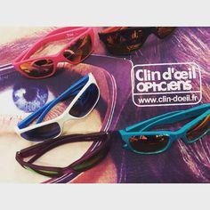 Des lunettes colorées, des verres miroités à la vue : c'est Julbo pour les enfants ! #clindoeil #clindoeilopticiens #champigny #zoneikéa #reims #specialistedelenfant #summer #enfant #kids  @julbokids @julboeyewear
