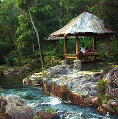 Blancaneaux Lodge: San Ignacio, Belize