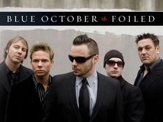 Blue October.