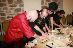 Sushi Contest