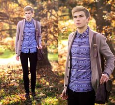 Down by the riverside (by Mika Kailes) http://lookbook.nu/look/4112292-Down-by-the-riverside