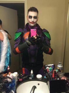 Ryan Brandt Armor Joker Cosplay