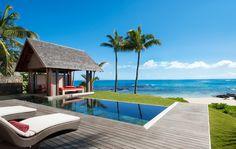 The 5* Sofitel SO in Mauritius.