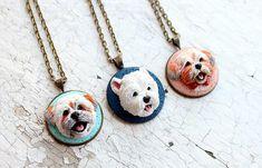 3D pet portraits dog portraits custom dog portrait by NicomadeMe