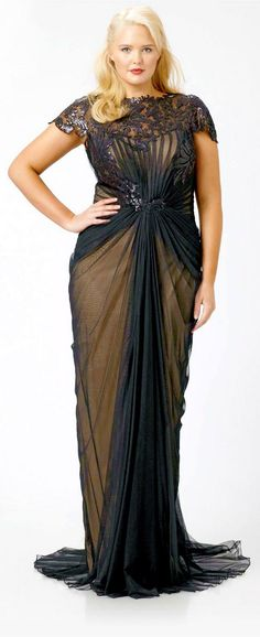 There is just something about this dress!