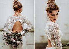 Brautfrisuren für lange Haare | Friedatheres.com