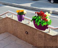 Pflanzkübel Kunststoff Balkonbepflanzung