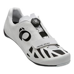 Chaussures Pearl Izumi Road Race RD IV blanc noir | deporvillage