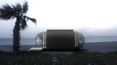 In-Tenta DROP removable eco-hotel room