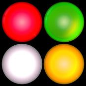 Traffic Light! Free - great tool to project onto screen, control when students start a project, project a yellow when the activity should be wrapping up, and red for stop. Grades 1-8, or HS just for a time of fun.