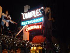 Dimples Burbank Shock Fest Party