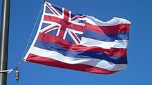 history of hawaiian flag