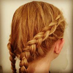Braids, Dreadlocks, Long Hair Styles, Beauty, Bang Braids, Cornrows, Braid Hairstyles, Long Hairstyle, Long Haircuts