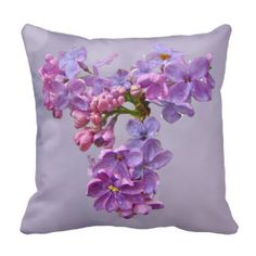 Lilac Wedding Cushions - Lilac Wedding Scatter Cushions | Zazzle.co.uk