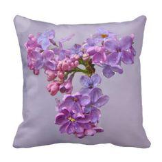Lilac Wedding Cushions - Lilac Wedding Scatter Cushions | Zazzle.co.uk