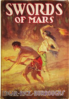 Books:Signed Editions, Edgar Rice Burroughs. Swords of Mars. Tarzana, California:Edgar Rice Burroughs, Inc., Publishers [1936].... Image #1