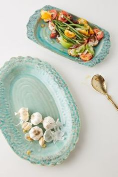 Shop the Old Havana Platter at Anthropologie today. Read customer reviews, discover product details and more. Melamine Dinnerware, Dinnerware Sets, Tableware, Kitchenware, Dinner Plate Sets, Dinner Plates, Christmas Bowl, Farmhouse Pottery, Dessert Stand