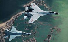 China J11 and Pakistan JF17