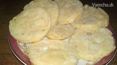 Hrnčekové žemľové knedle (fotorecept) - Recept