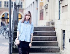not just an office blouse - bekleidet - fashionblog / travelblog Germany