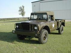 Jeep Truck.