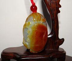 "1.9"" China Certified Nature Nephrite Hetian Jade Red Skin Wealth Crab Necklace, http://www.amazon.com/dp/B0191E4H5O/ref=cm_sw_r_pi_awdm_Q.Nvxb18EYP77"