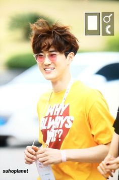 FY! EXO SUho