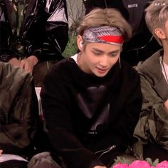 Taehyung @[BTS on The Ellen Show ~❤️]