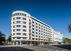 Jawol-Angelescu, Rudolph Frankel, 1936, renovated 2012 now Magehru One.