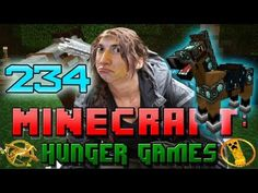 Minecraft: Hunger Games w/Mitch! Game 234 - HORSES!
