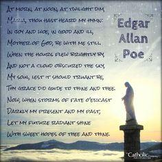 Edgar Allan Poe - Maria - Daughter of the King