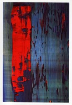 Painting abstract colour gerhard richter new ideas Contemporary Abstract Art, Modern Art, Gerhard Richter Painting, Tachisme, Art Moderne, Painting & Drawing, Painting Abstract, Red Abstract Art, Abstract Expressionism