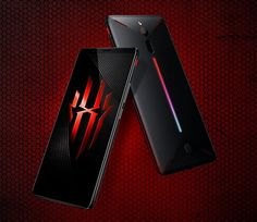 Nubia had introduced its Red Magic gaming smartphone earlier this month, while the device is now listed on Indiegogo. Nubia announced that the phone will Best Gaming Headset, Iron Man Art, Portable, Smartphone, Android, Magic, Games, Google, Red