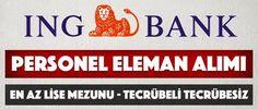İNG Bank Personel Alımları 2015 İş Başvurusu http://www.isbasvurusu.org/2015/02/ing-bank-personel-alimlari-2015-is-basvurusu.html