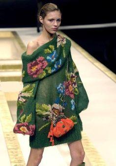 Robe tricot surdimensionné. Robe pull. Pull par NinElDesign sur Etsy
