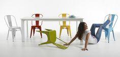 Découvrez nos chaises Andromena, disponibles de toutes les couleurs !