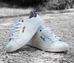 Lotto Marathon Shoes White Navy
