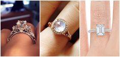 """A jornada para planejar um pedido de casamento não é fácil. Escolher um anel de noivado em segredo implica em muitas dúvidas. """"Será que ela vai gostar?"""", """""""